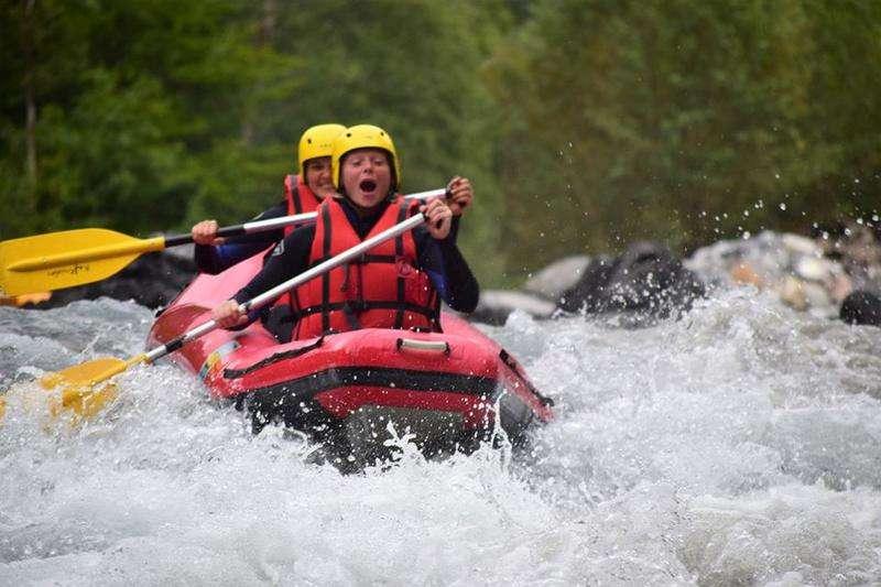 kayakraft adrenaline rafting