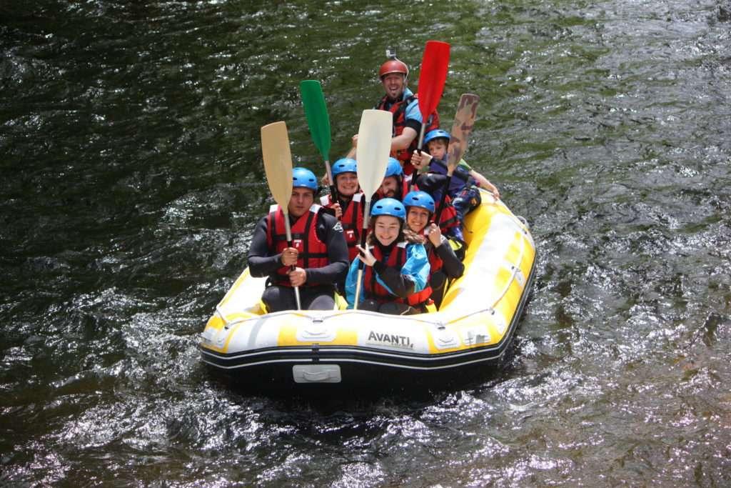 rafting adrenaline rafting